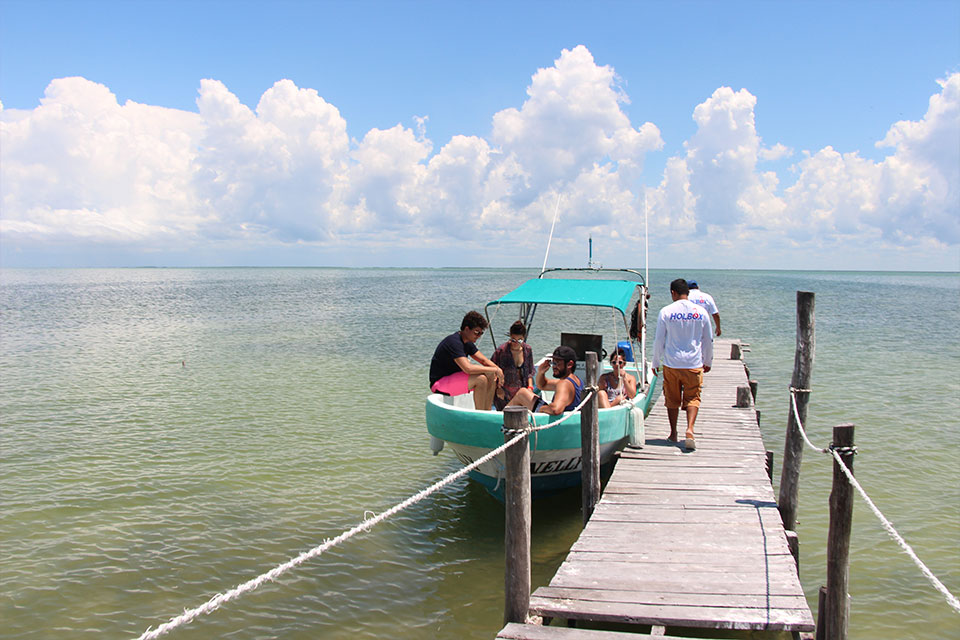 Holbox Day Travel